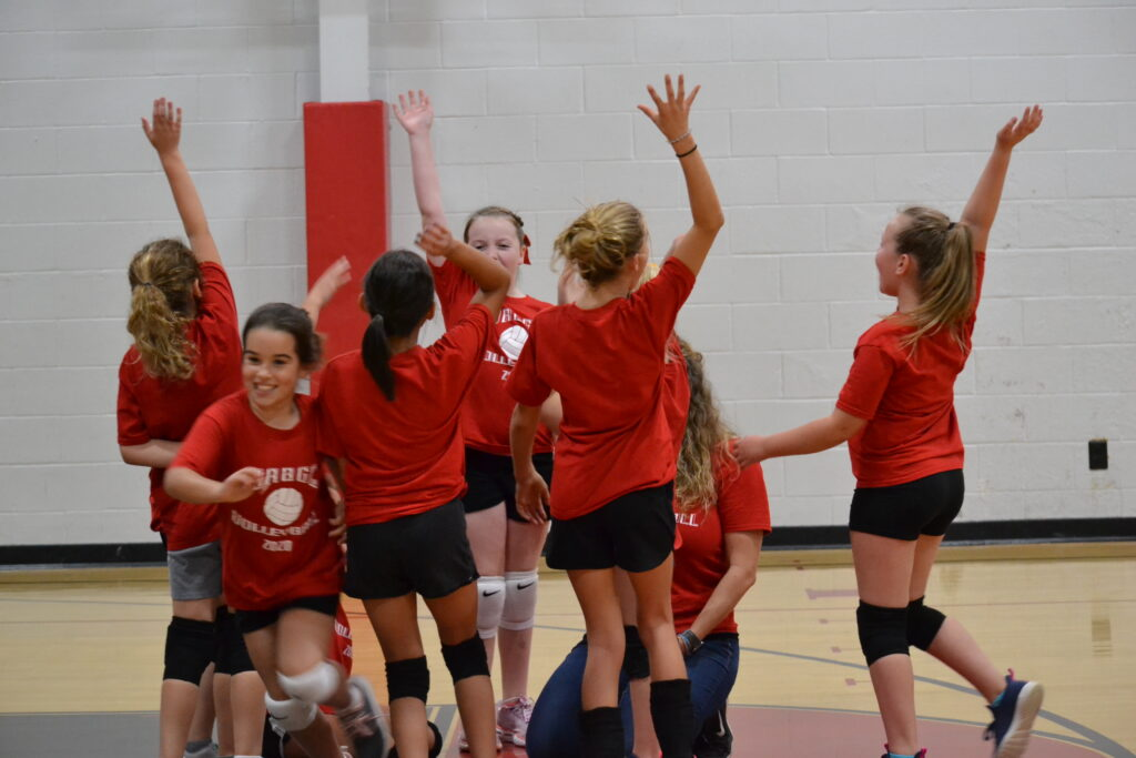 OABGC 3rd & 4th Grade Volleyball